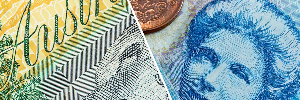 currency-newsWeekly roundup: AUD, NZD exchange rates rally following marked upswing in risk sentiment