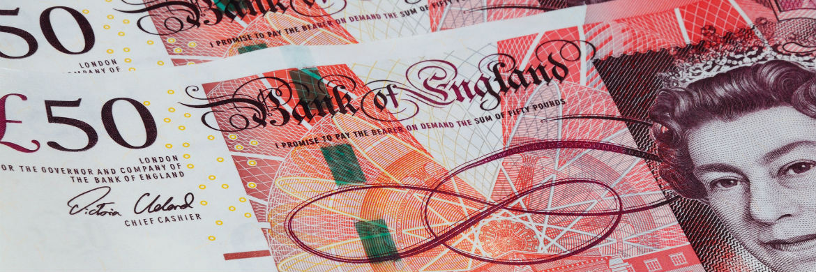 currency-newsPound down as UK economy contracts 0.4% in April
