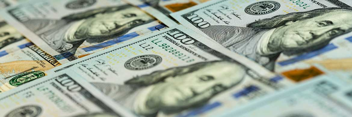 weekly roundup us dollar advances amid rout in equities