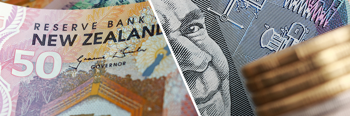 currency-newsWeekly roundup: Australian dollar lifted by GDP figures, New Zealand dollar volatile as risk sentiment fluctuates