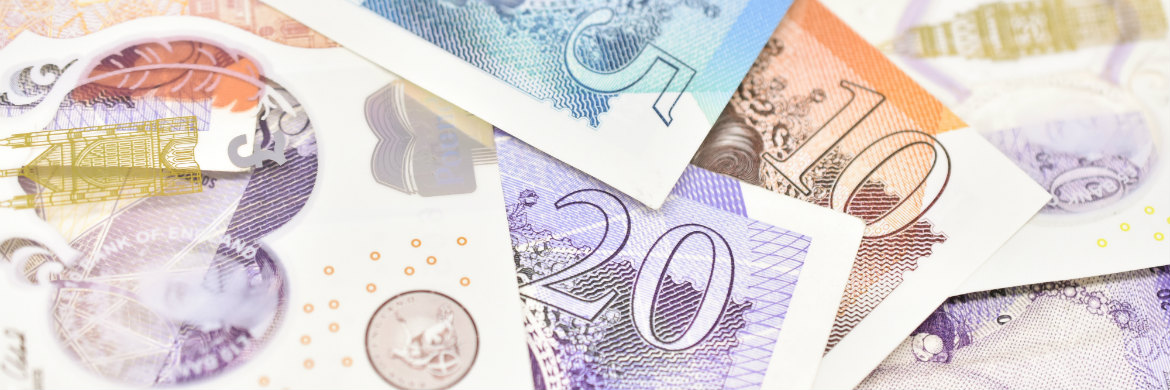currency-newsPound exchange rates fluctuate as UK service sector growth strikes 28-month low