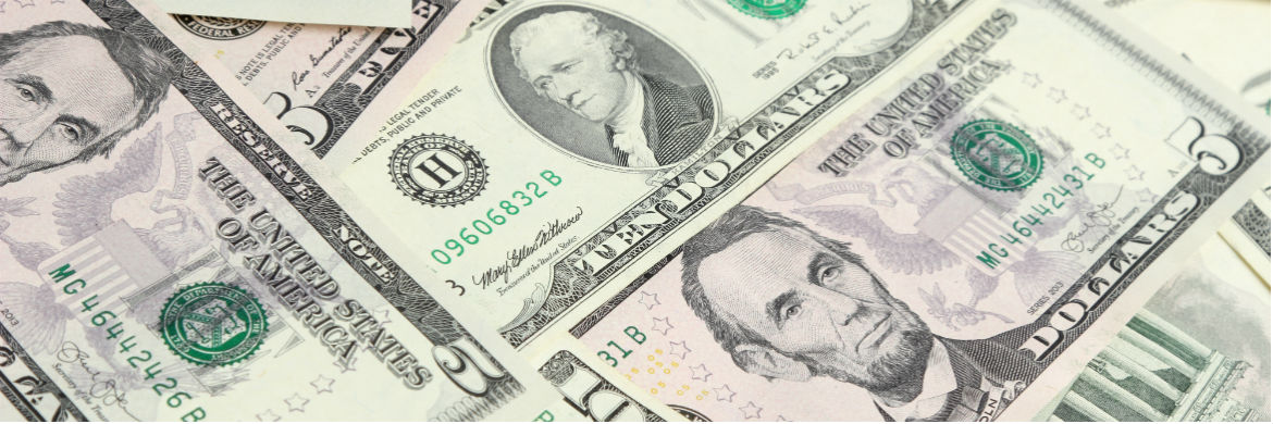 Currency Newsmonthly Wrap Usd Us Dollar Muted As Global Economic Uncertainty Curbs Fed